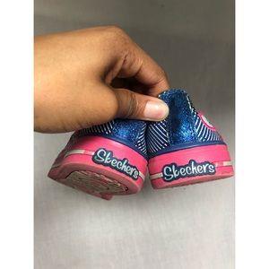 Twinkle Toes Velcro Sneakers